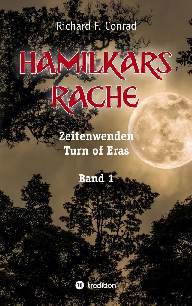 Hamilkars Rache als Buch (kartoniert)