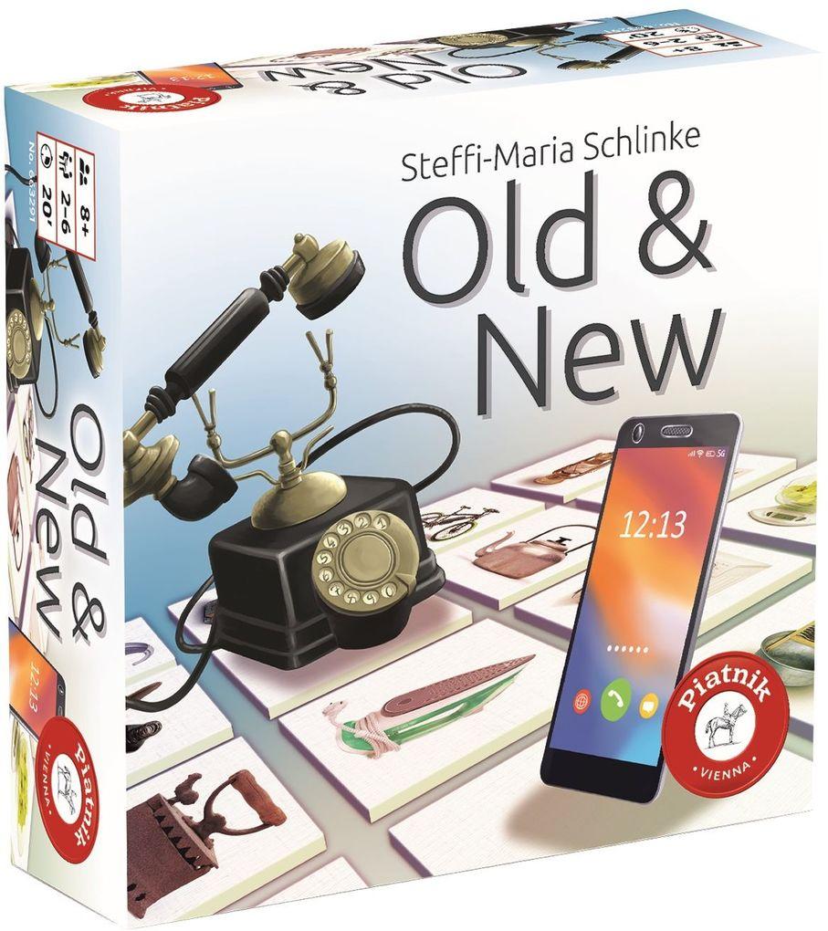 Piatnik - Old & New als Spielware