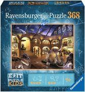 Ravensburger Spiel - Exit Puzzle Kids - Nachts im Museum
