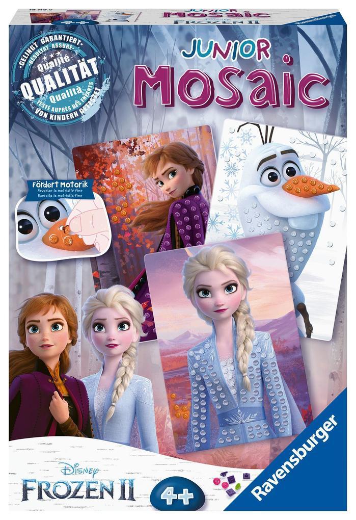 Ravensburger Spiel - Mosaic Junior - Frozen 2 als Spielware