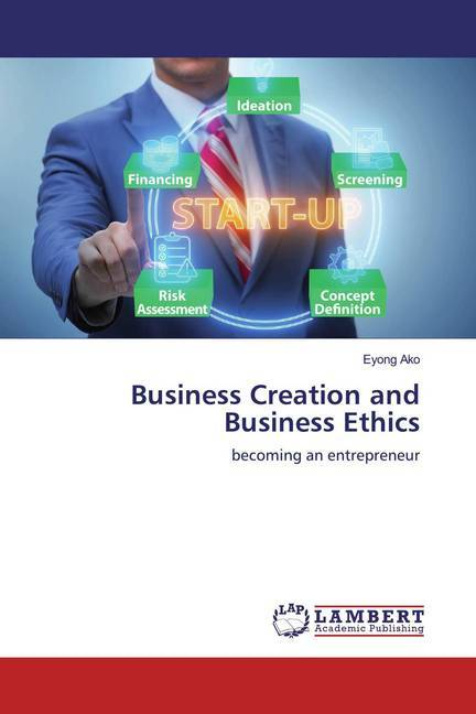 Business Creation and Business Ethics als Buch (kartoniert)