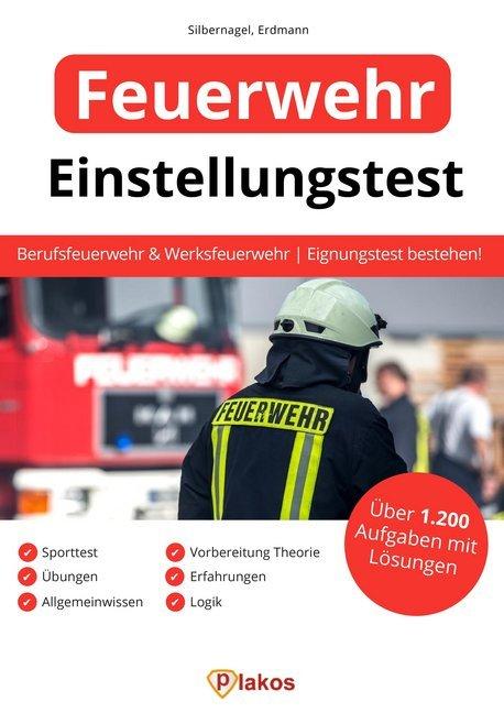 Einstellungstest Feuerwehr als Buch (kartoniert)
