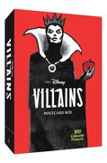 [Disney: Disney Villains: Collectible 100 Postcards]