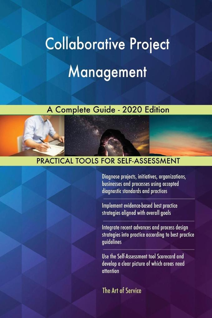 Collaborative Project Management A Complete Guide - 2020 Edition als Taschenbuch