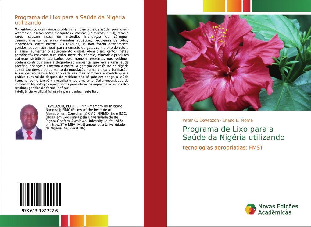 Programa de Lixo para a Saúde da Nigéria utilizando als Buch (kartoniert)