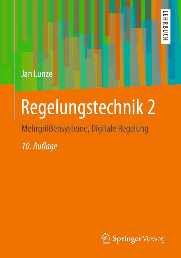 Regelungstechnik 2 als eBook pdf