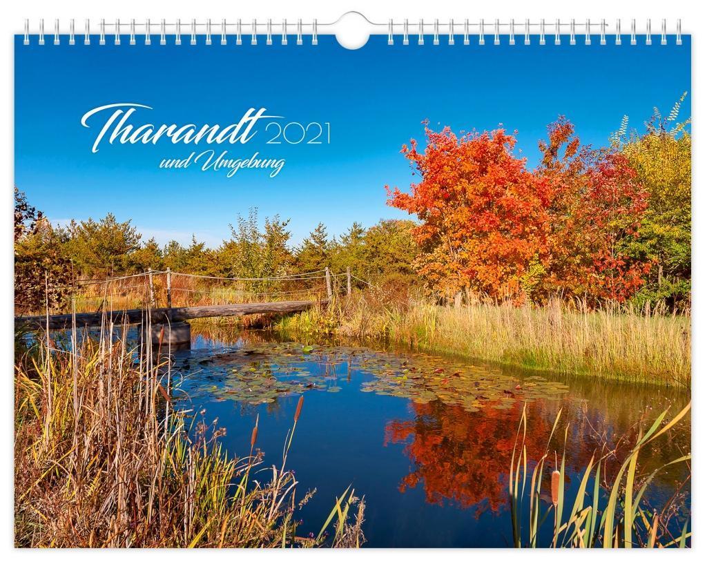 Tharandt und Umgebung 2021 als Kalender