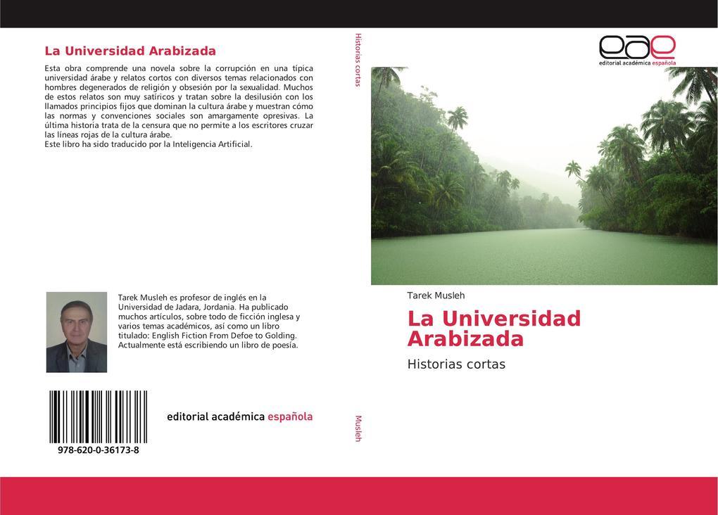 La Universidad Arabizada als Buch (kartoniert)