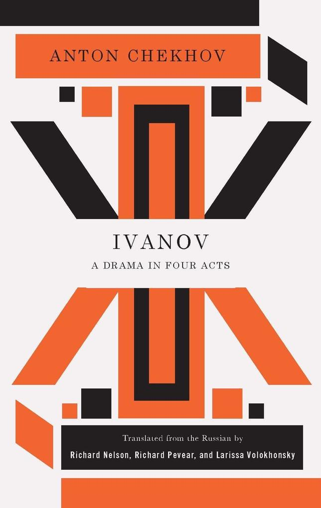 Ivanov als Buch (kartoniert)