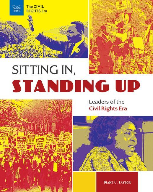 Sitting In, Standing Up: Leaders of the Civil Rights Era als Buch (kartoniert)