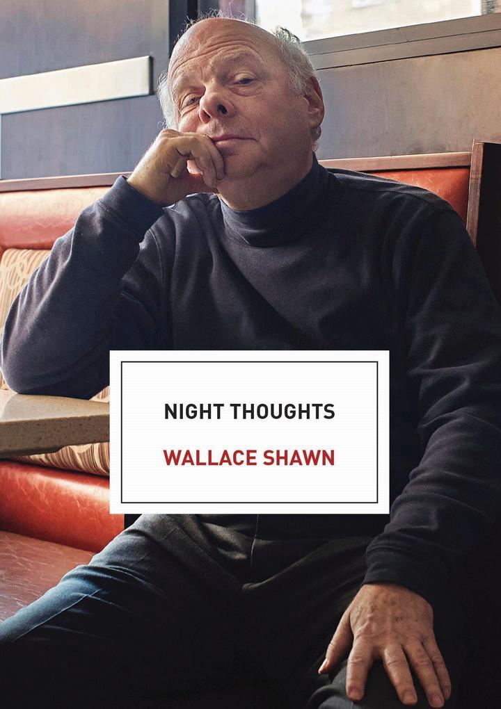Night Thoughts als Taschenbuch