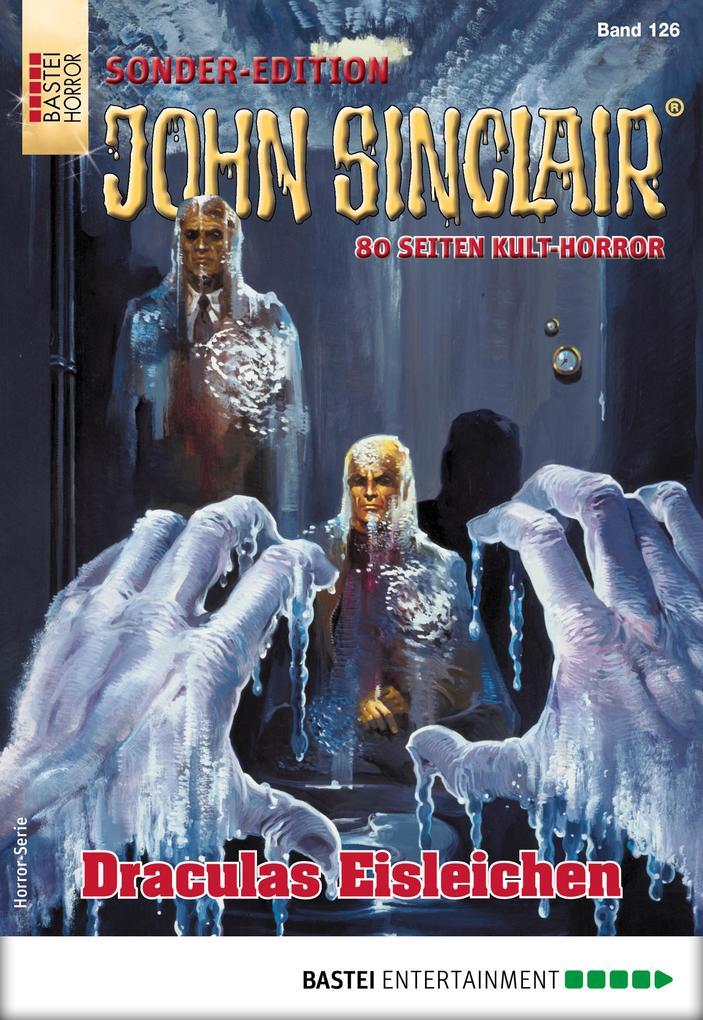 John Sinclair Sonder-Edition 126 - Horror-Serie als eBook epub