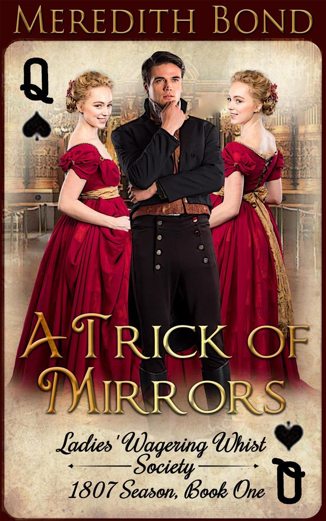 A Trick of Mirrors (The Ladies' Wagering Whist Society, #4) als eBook epub