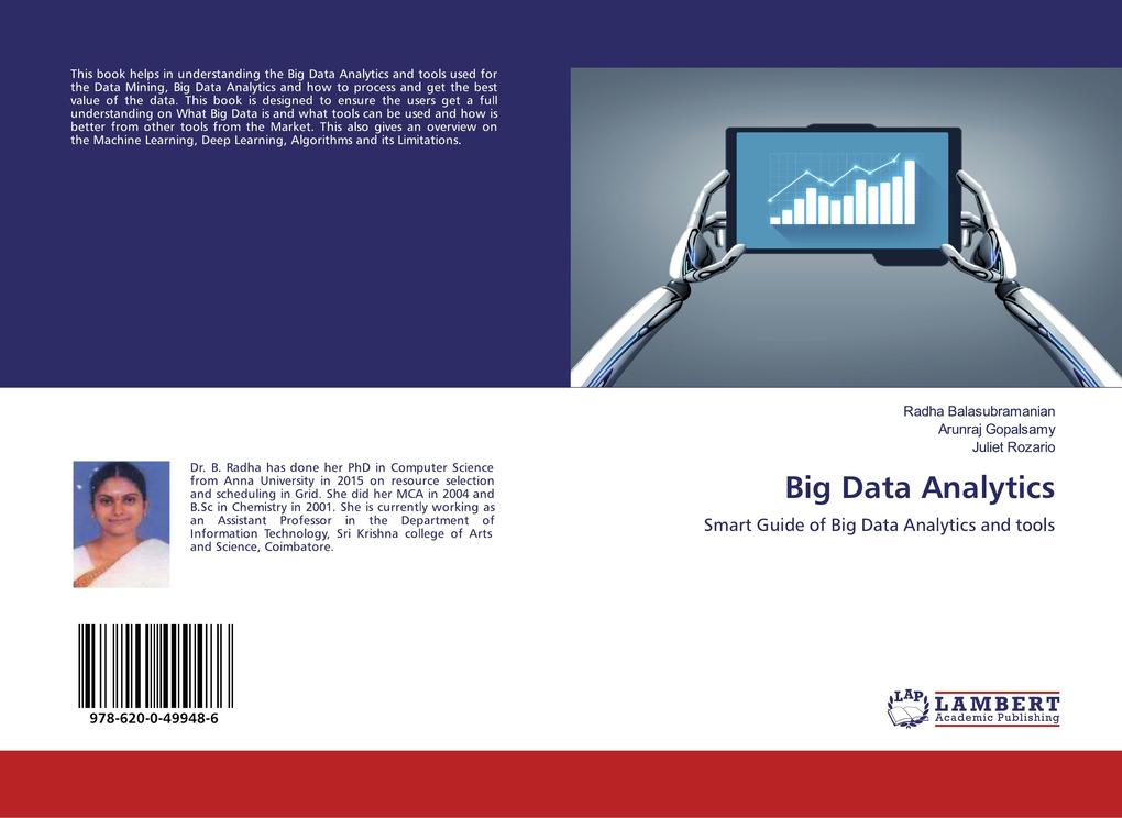 Big Data Analytics als Buch (kartoniert)