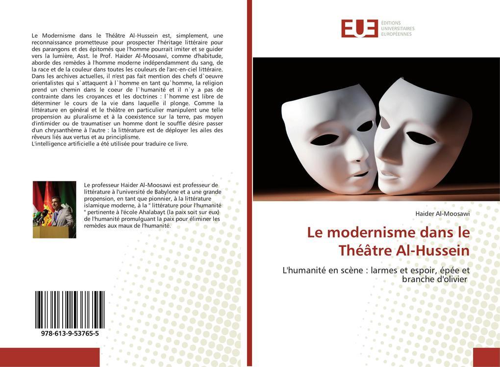 Le modernisme dans le Théâtre Al-Hussein als Buch (kartoniert)