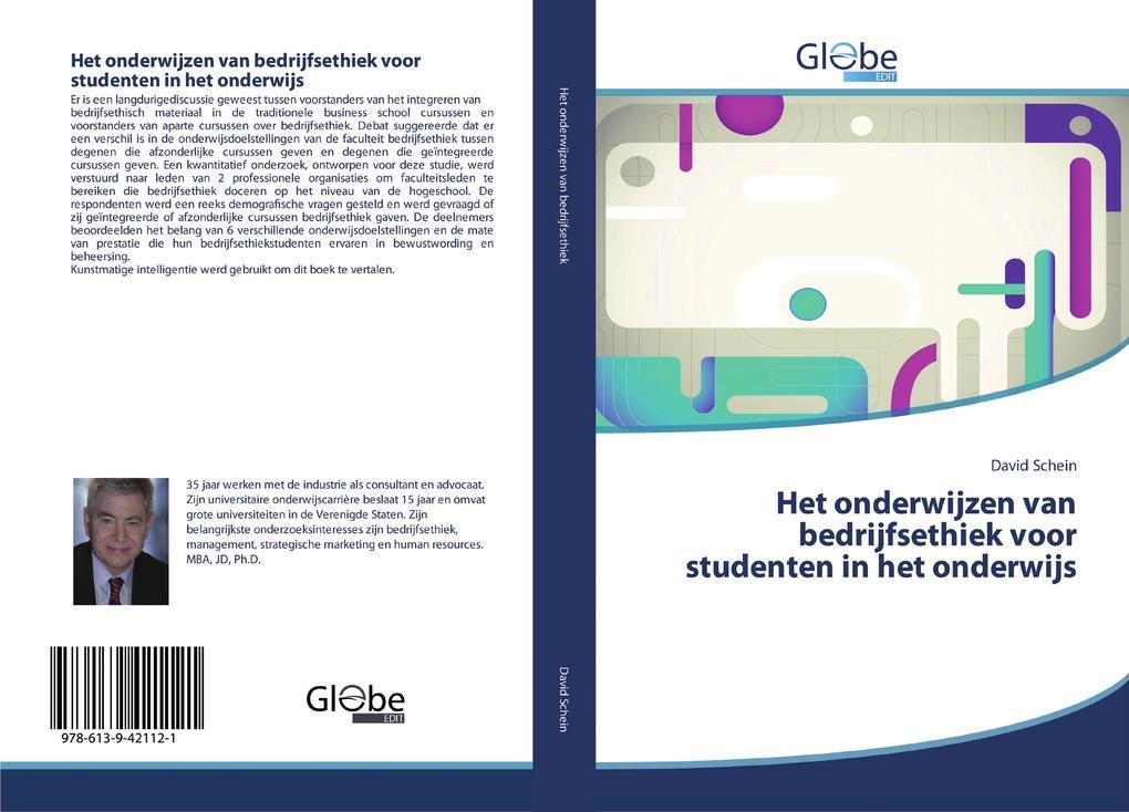 Het onderwijzen van bedrijfsethiek voor studenten in het onderwijs als Buch (kartoniert)