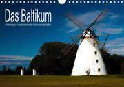 Das Baltikum - Unterwegs in faszinierenden Kulturlandschaften (Wandkalender 2021 DIN A4 quer)