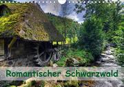 Romantischer Schwarzwald (Wandkalender 2021 DIN A4 quer)