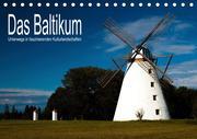 Das Baltikum - Unterwegs in faszinierenden Kulturlandschaften (Tischkalender 2021 DIN A5 quer)