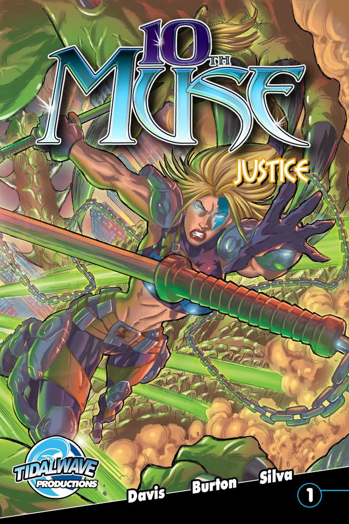 10th Muse: Justice #1 als eBook pdf