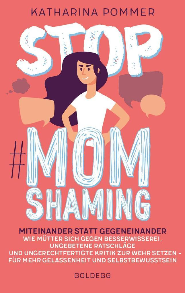 Stop MomShaming als Taschenbuch