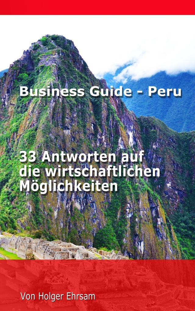 Business Guide - Peru als Buch (kartoniert)