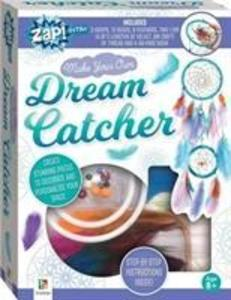 Zap! Extra Make Your Own Dream Catcher als Buch (gebunden)