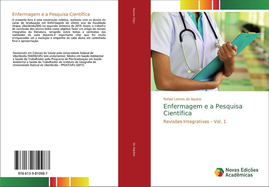 Enfermagem e a Pesquisa Científica als Buch (kartoniert)