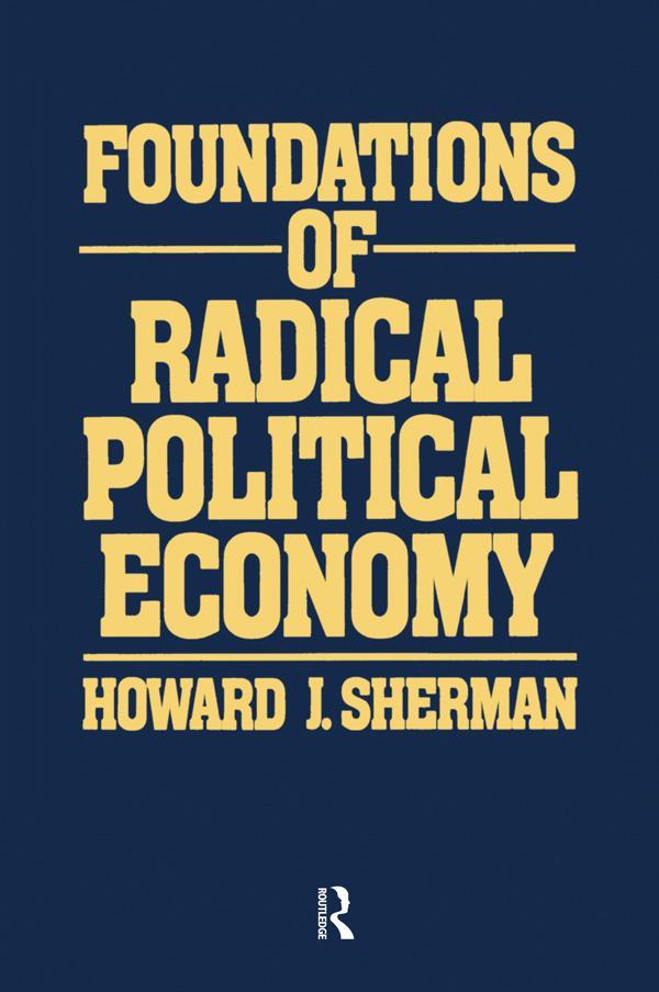 Foundations of Radical Political Economy als eBook epub
