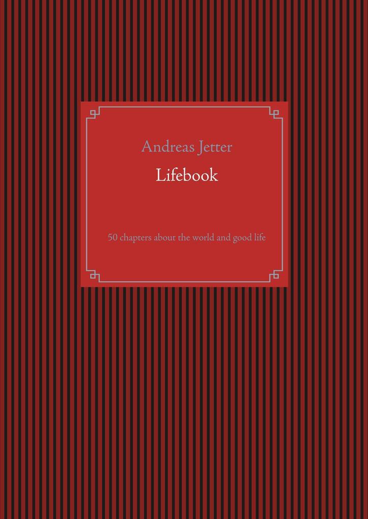 Lifebook als Buch (gebunden)
