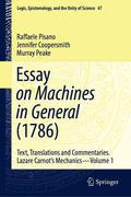 Essay on Machines in General (1786)