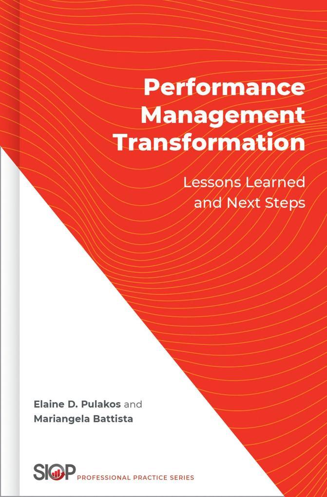 Performance Management Transformation als eBook epub