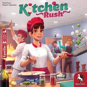 Kitchen Rush *Empfohlen Spiel des Jahres 2020*