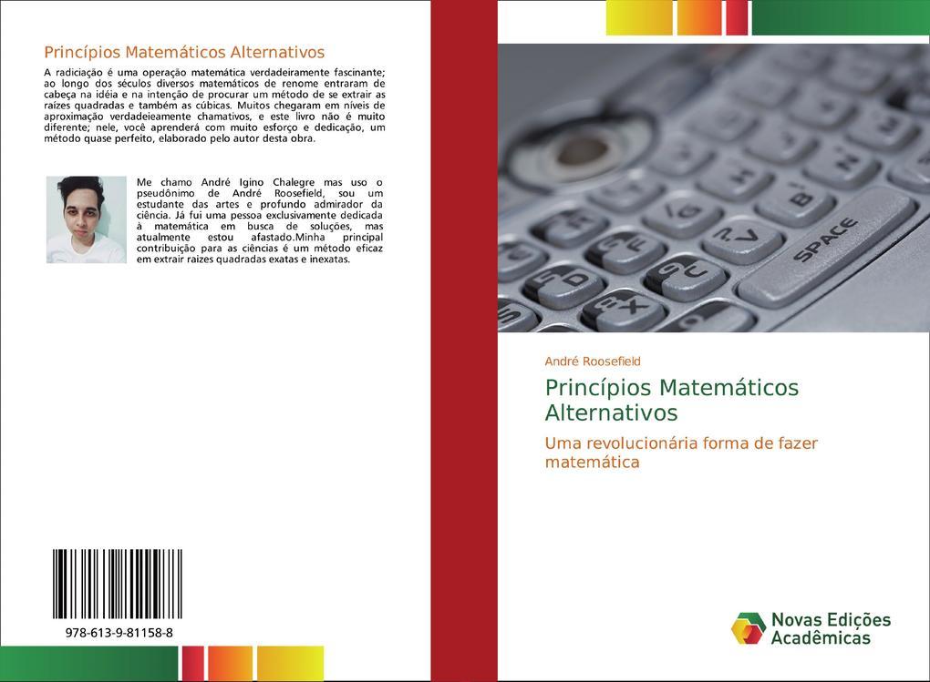 Princípios Matemáticos Alternativos als Buch (kartoniert)