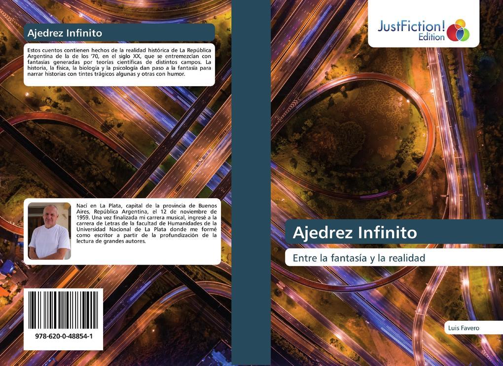 Ajedrez Infinito als Buch (kartoniert)