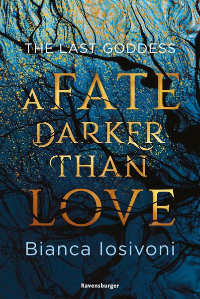 Ravensburger - The Last Goddess, Band 1: A Fate Darker Than Love als Mängelexemplar