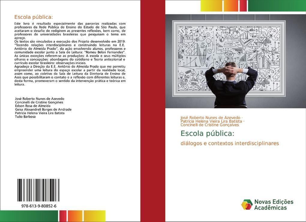 Escola pública: als Buch (kartoniert)
