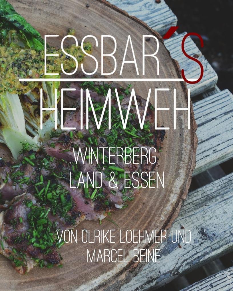 EssBar's Heimweh als Taschenbuch