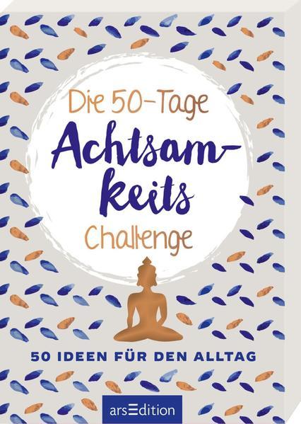 Die 50-Tage-Achtsamkeits-Challenge als Taschenbuch