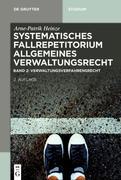 Systematisches Fallrepetitorium Allgemeines Verwaltungsrecht 02