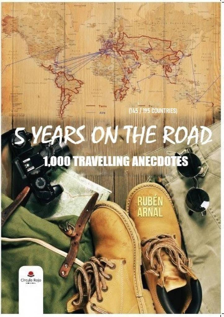 5 Years on the Road als eBook epub