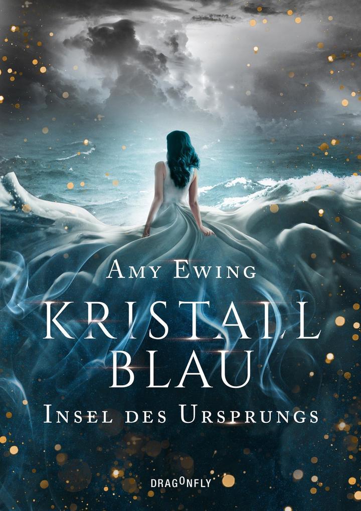 Kristallblau - Insel des Ursprungs als Buch (gebunden)