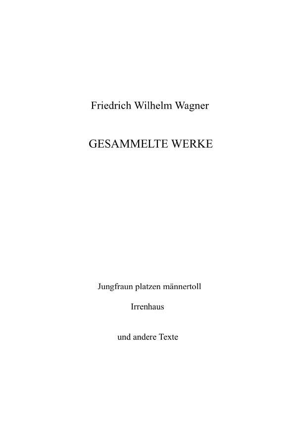 Gesammelte Werke als Buch (kartoniert)