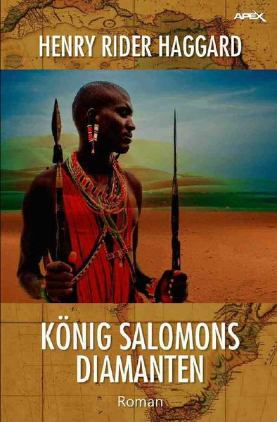 KÖNIG SALOMONS DIAMANTEN als Buch (kartoniert)