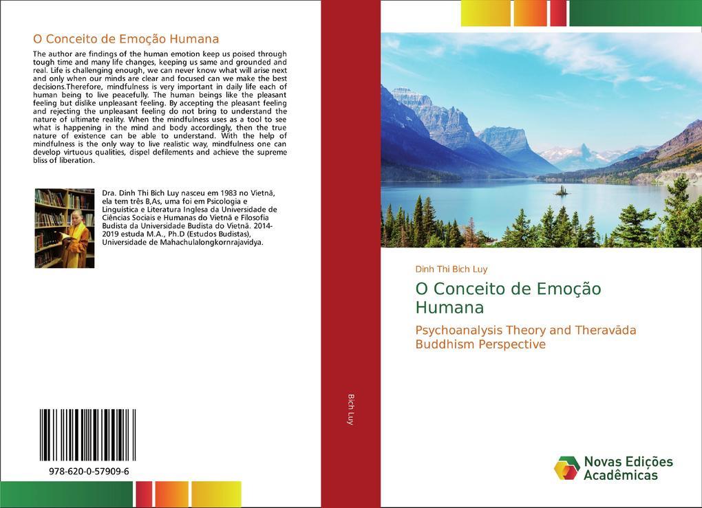 O Conceito de Emoção Humana als Buch (kartoniert)
