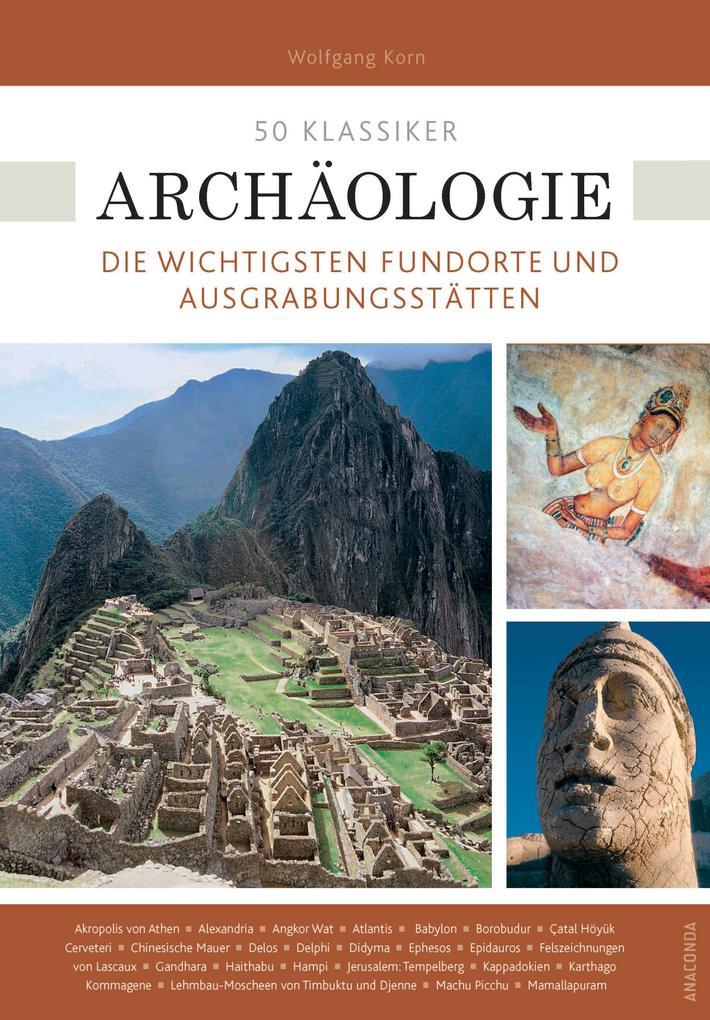 50 Klassiker Archäologie als Buch (kartoniert)