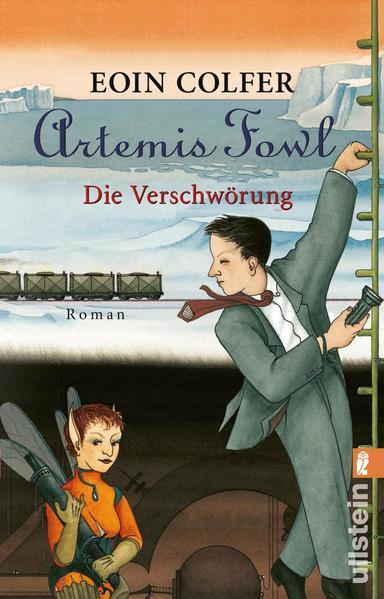Artemis Fowl - Die Verschwörung als Taschenbuch