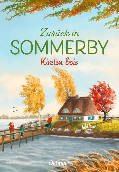 Zurück in Sommerby als Buch (gebunden)