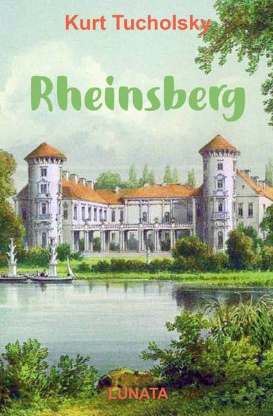Rheinsberg als Buch (kartoniert)