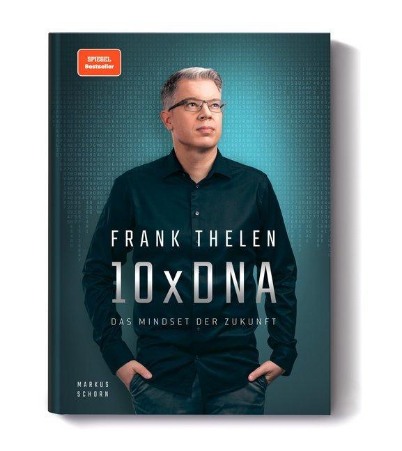10xDNA als Buch (gebunden)